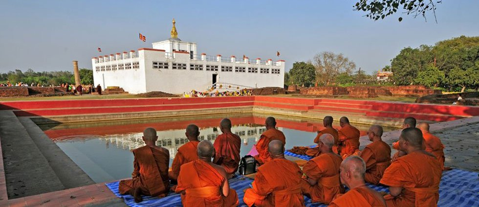 #Lumbini #Birth place of Lord Buddha