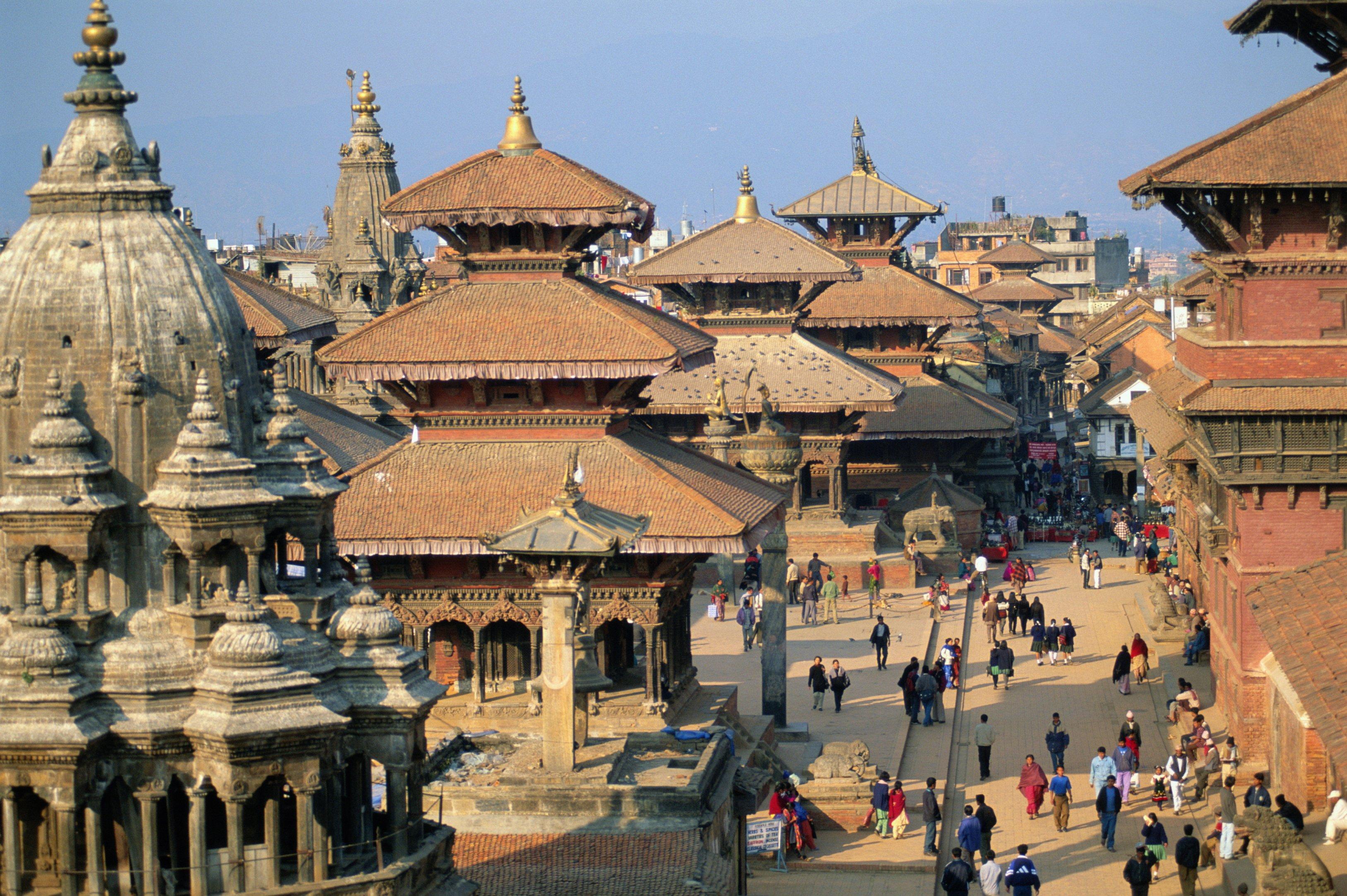 #DURBAR SQUARE #PATAN, NEPAL