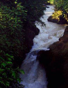 Davis falls beautiful