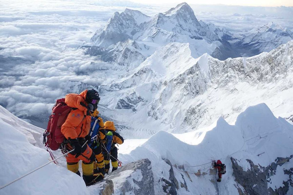 Mountain Climbing, Major Tourism Activities in Nepal