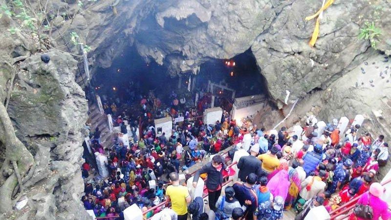 #Haleshi Mahadev temple