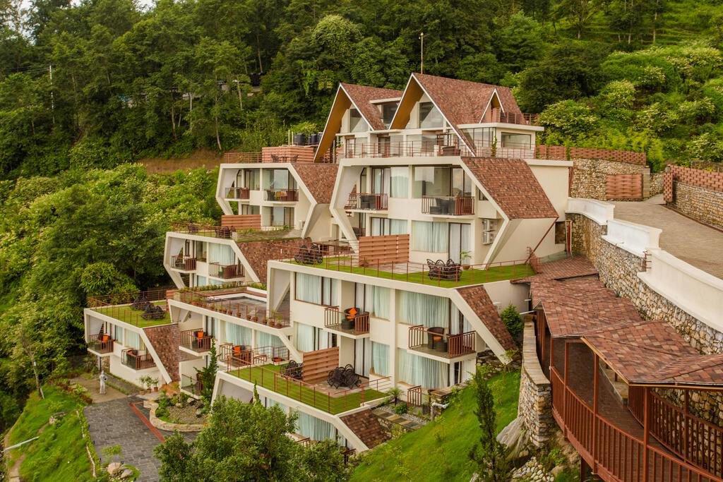 Hotel mystic mountain , nagarkot