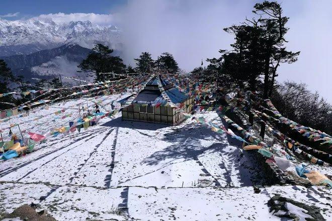Pathivara Temple Religious Sites of Nepal