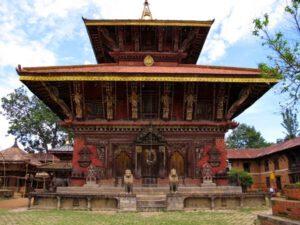 changu-narayan- pagoda style temple