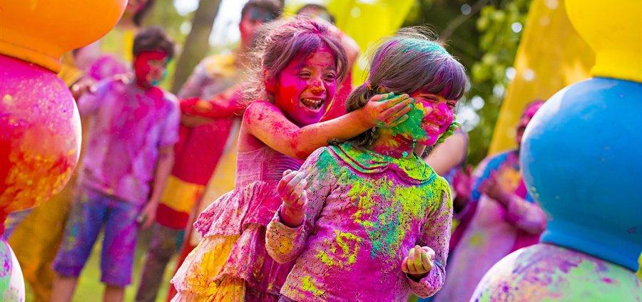 Holi-The-Festival-of-Colors, Nepal