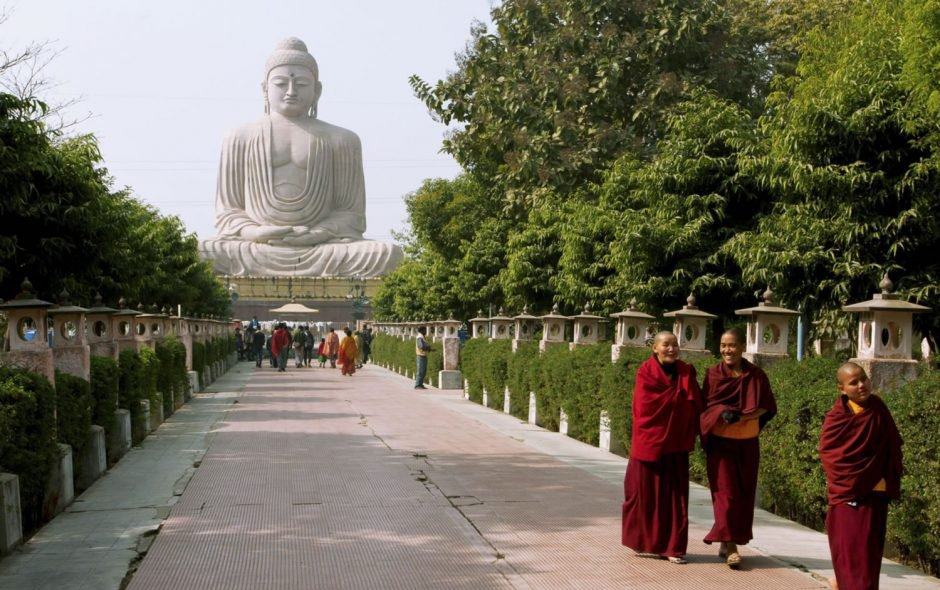 Lumbini , Birth place of Buddha
