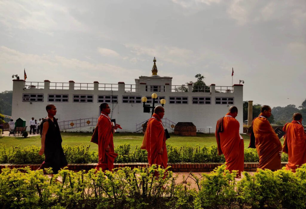 wonders of Nepal Lumbini
