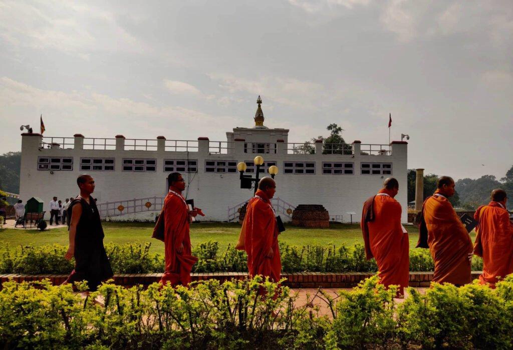 wonders of Nepal Lumbini