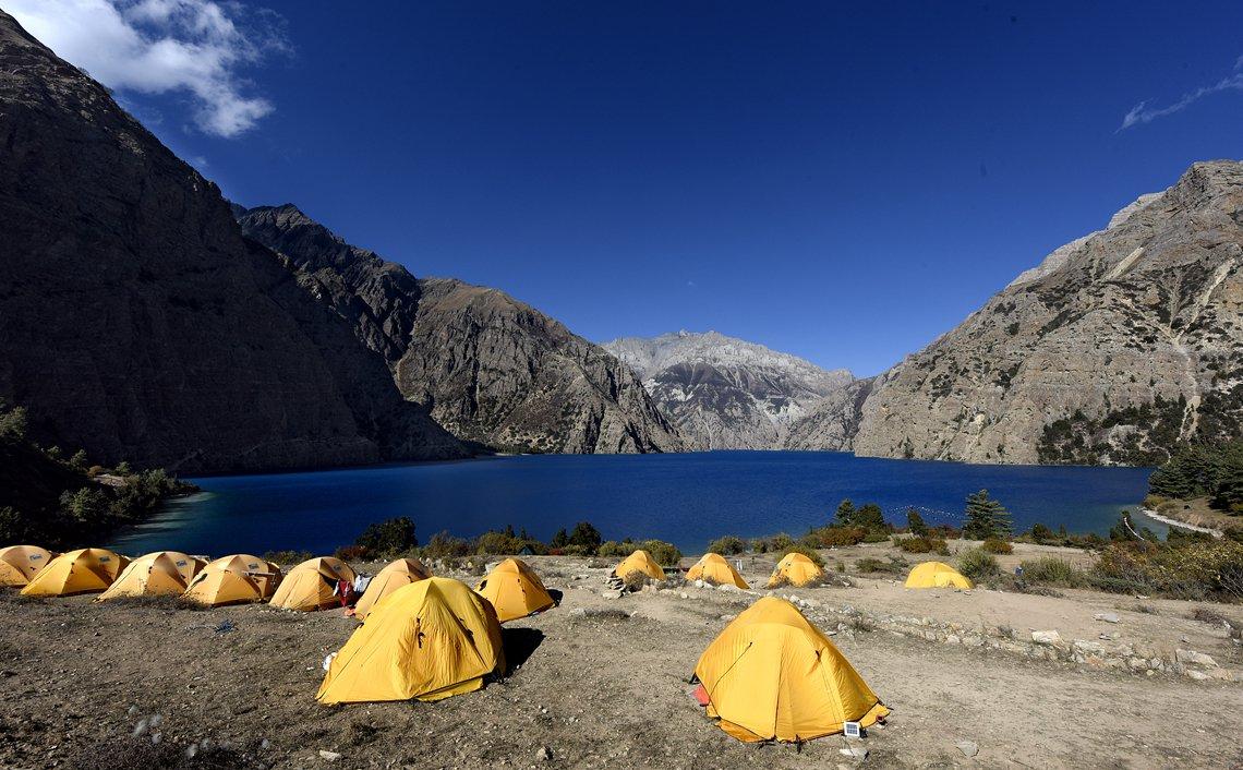 phoksondo lake