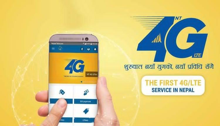 4G service in Rara