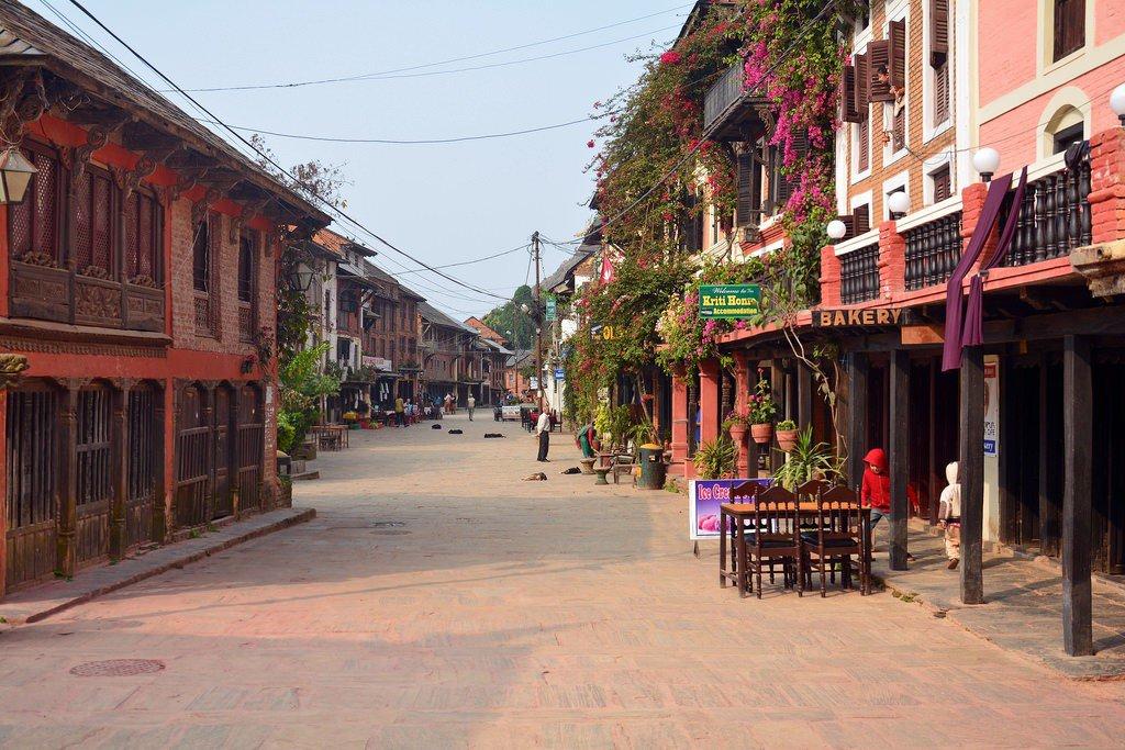 Bandipur main village