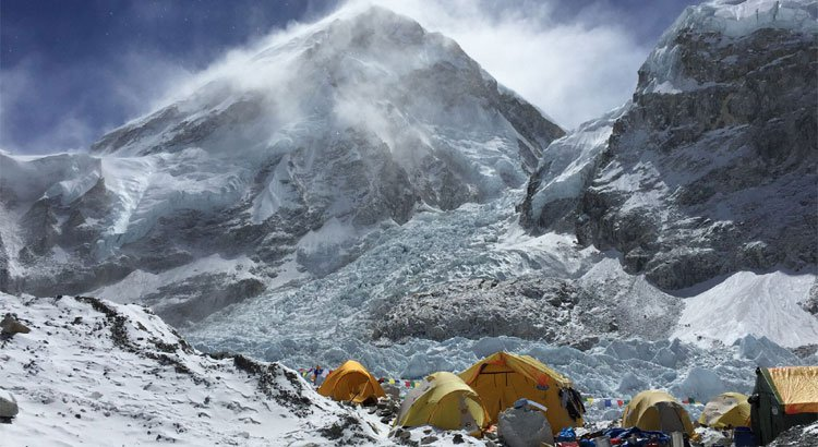Mt. Lhotse - Nepal