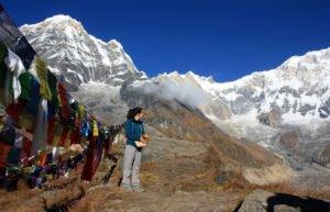 Wonders of Nepal – Above 8000 meters mountains