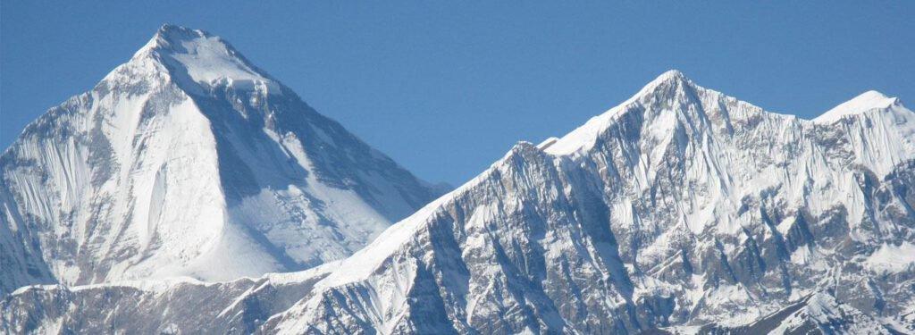 Mt. Dhaulagiri - Nepal
