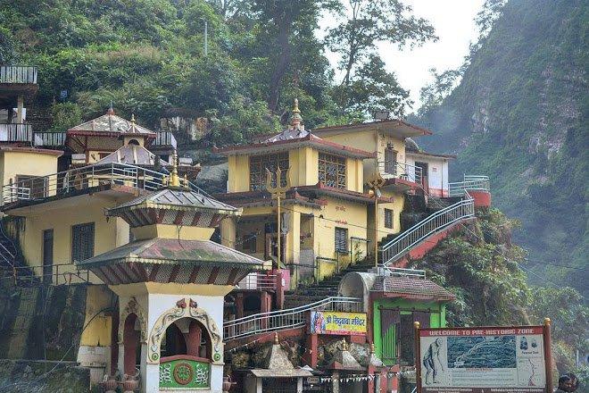 Siddhababa Temple