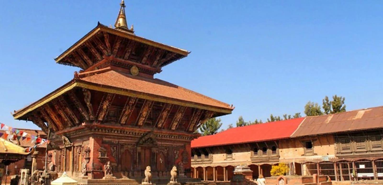 Unesco World Heritage site Changunarayan