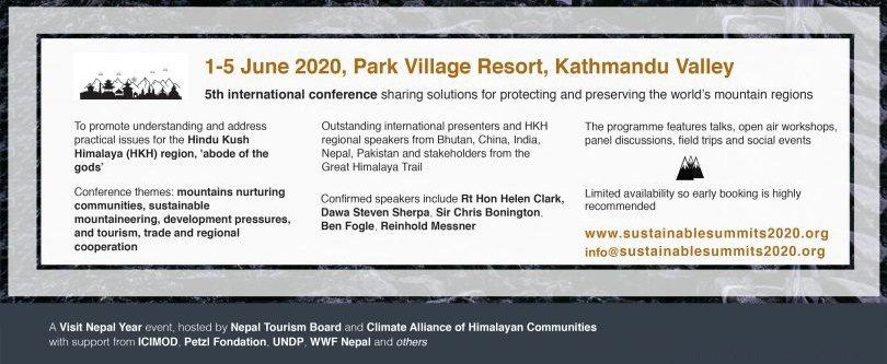 Sustainable Summits 2020