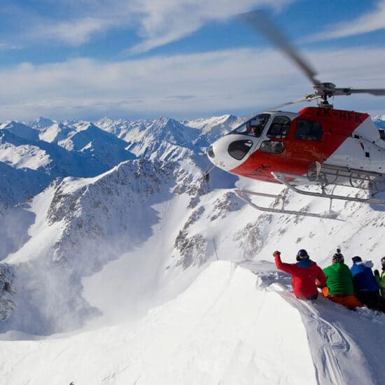 Everest Heli-tour