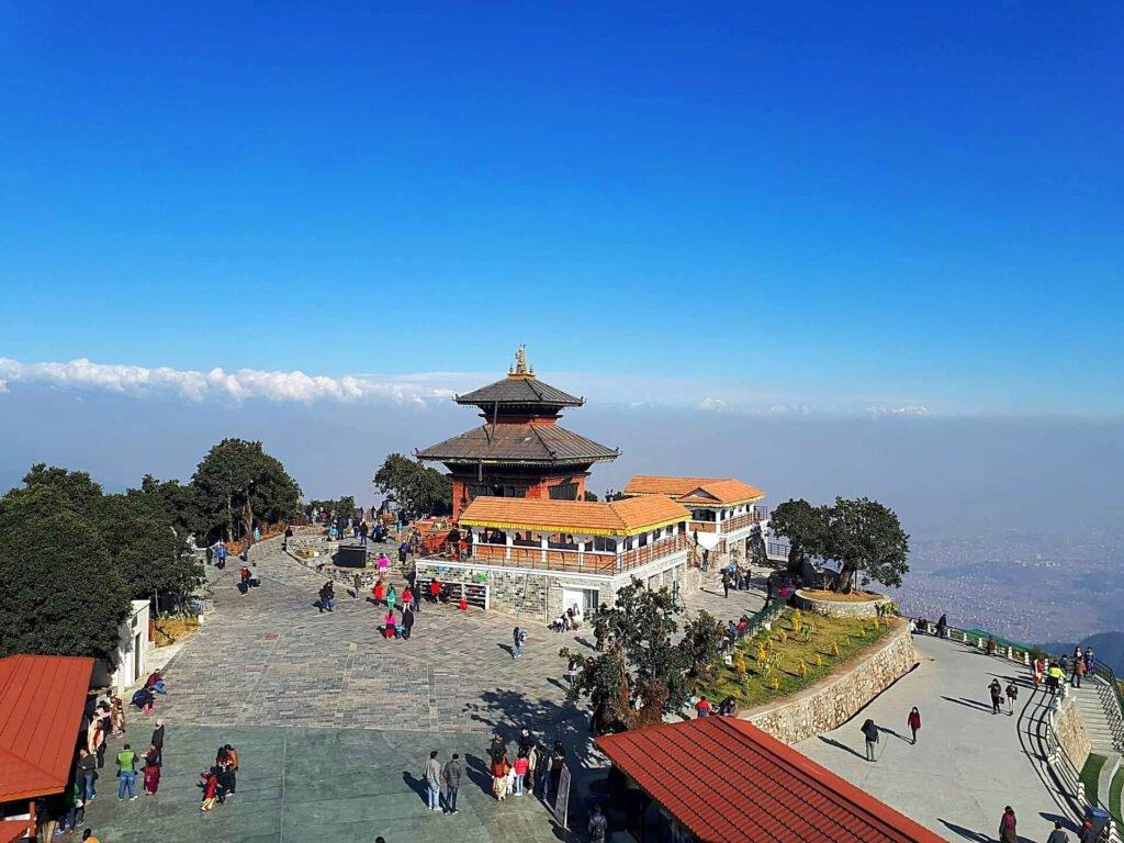 Bhaleshwor Mahadev - Chandragiri Hills