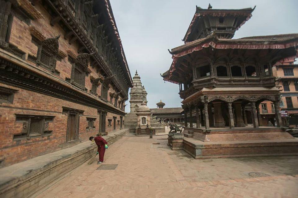 Bhaktapur Durbar Area