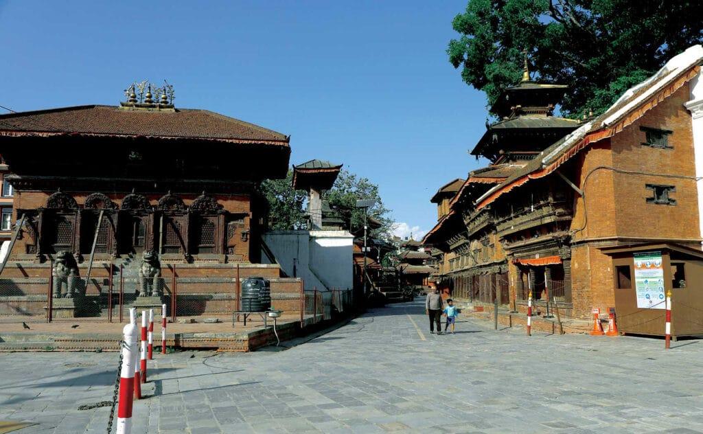 Corona Havoc: Basantapur