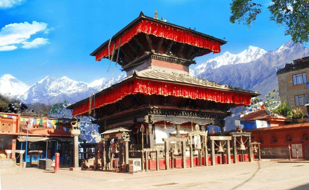 Temple-manakamana