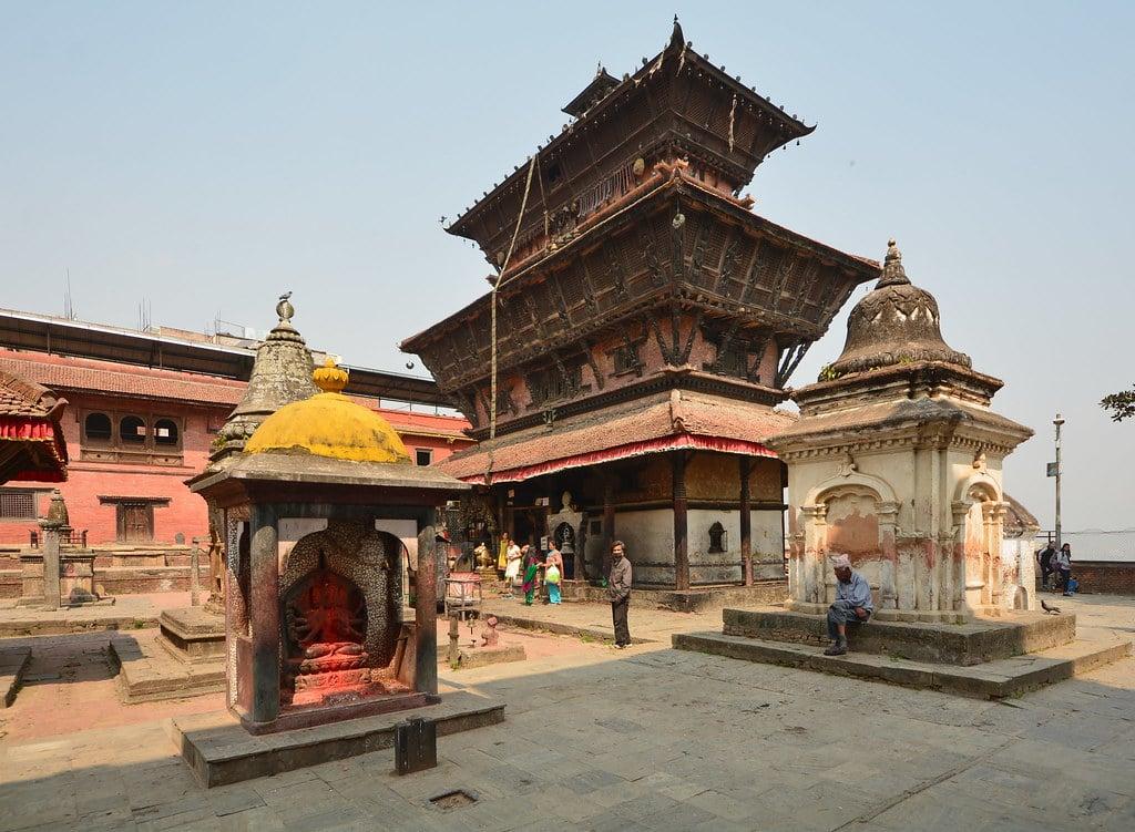 Baag Bhairab Temple