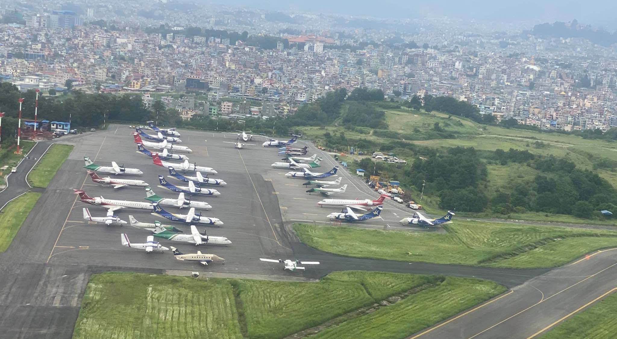 Nepal to resume domestic, international flights from August 17