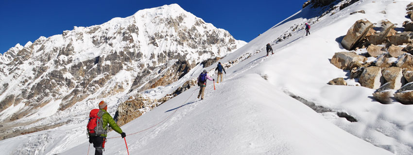 Yala Peak Nepal