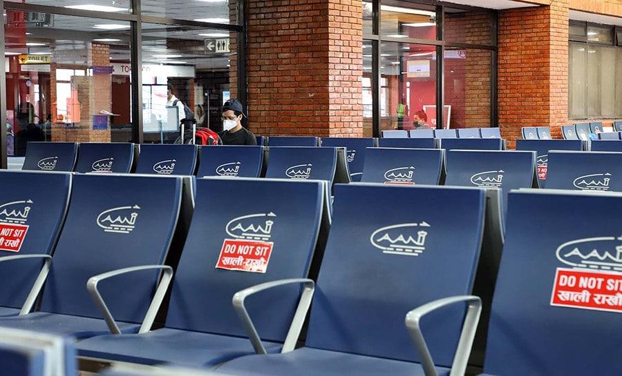 Instruction for flight passenger-postcovid