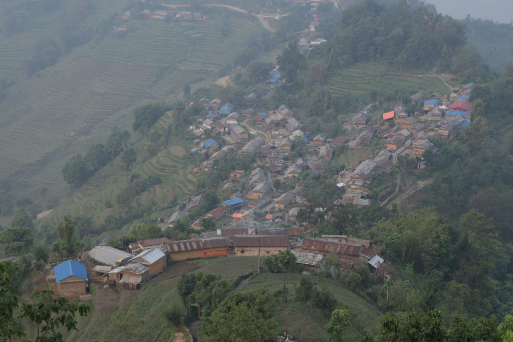 Places to trek from TangTing Village