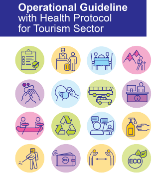 Operational Guidelines with Health Protocol For Tourism Sector