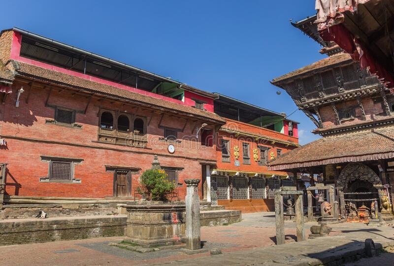 bagh-bhairab-temple-kirtipur-nepal