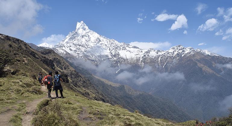 Mardi Himal wonders of Nepal