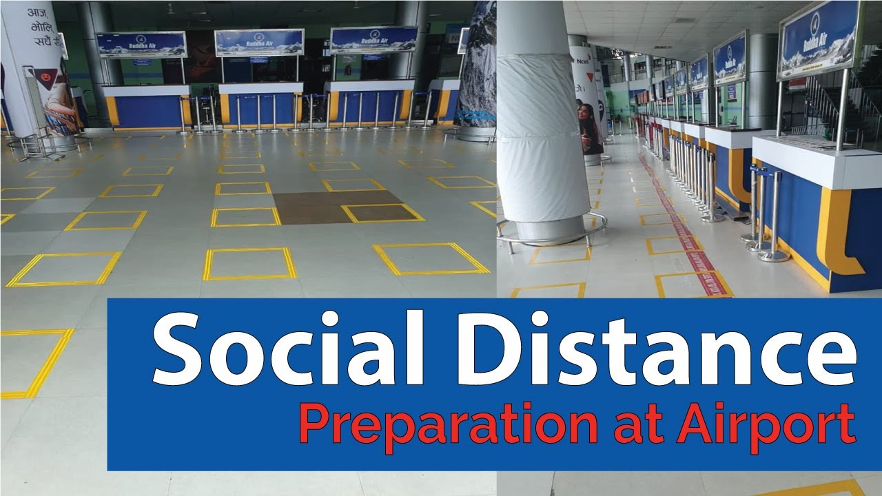 Social Distance in TIA