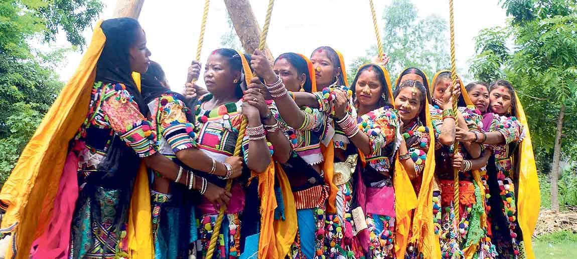 Rana Tharu's Teej Festival