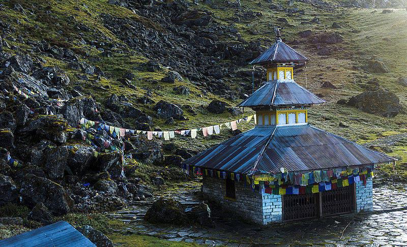 Panch Pokhari Mahadev Temple