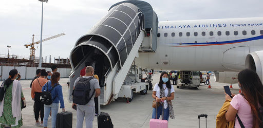 International flights to be resumed
