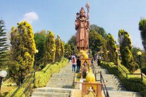 Kailashnath Mahadev tallest statue