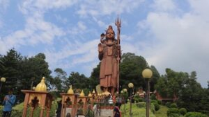Kailashnath Mahadev Statue Temple