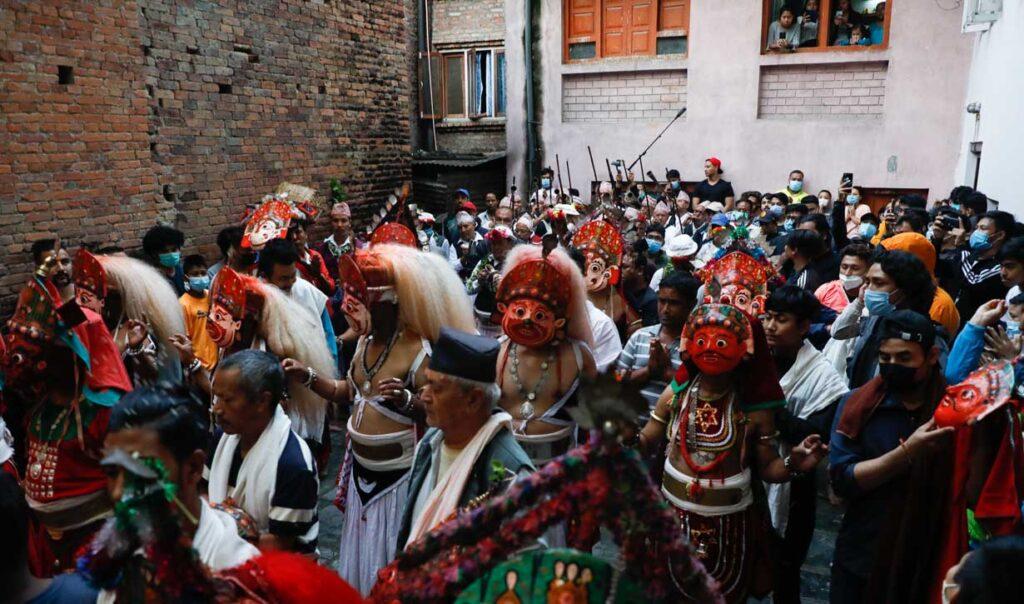 Nilbarahi-dance-Bhaktapur