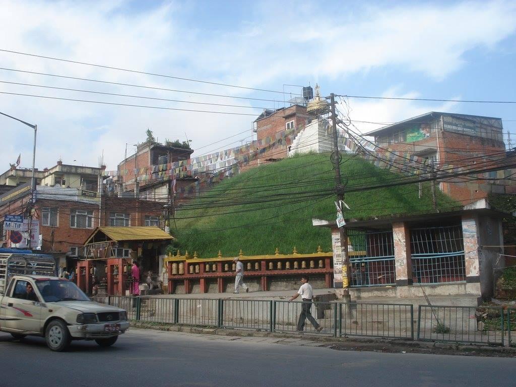 Pucho Thura - Western Stupa