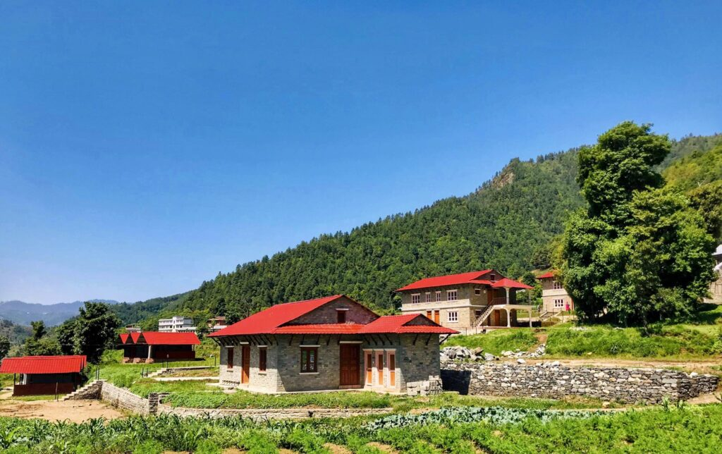 hotels in Chitlang