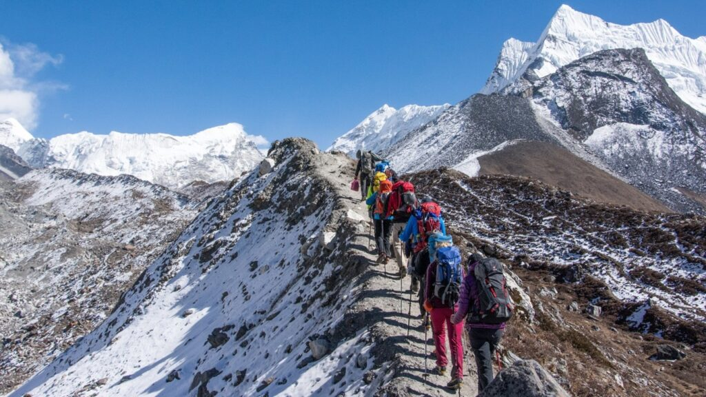 footpath added to the Great Himalayan Trail