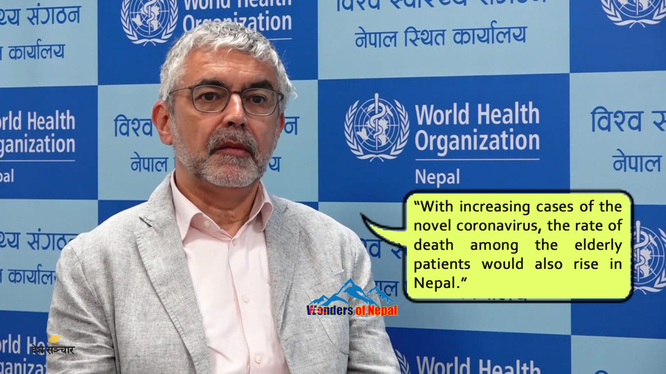 WHO predicts rise in coronavirus deaths