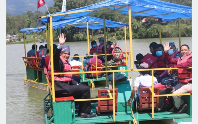 Tourism reviving in Pokhara