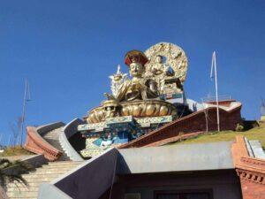 White Gumba White Monastery
