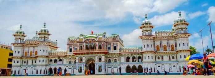 Janaki Temple (Naulakha)