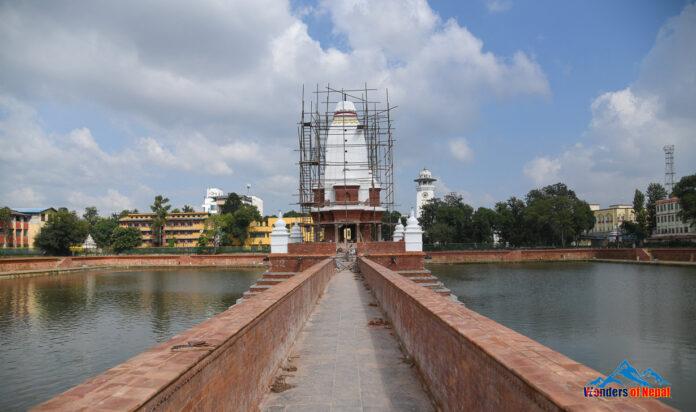 Balgopaleshwar temple in Granthkut style