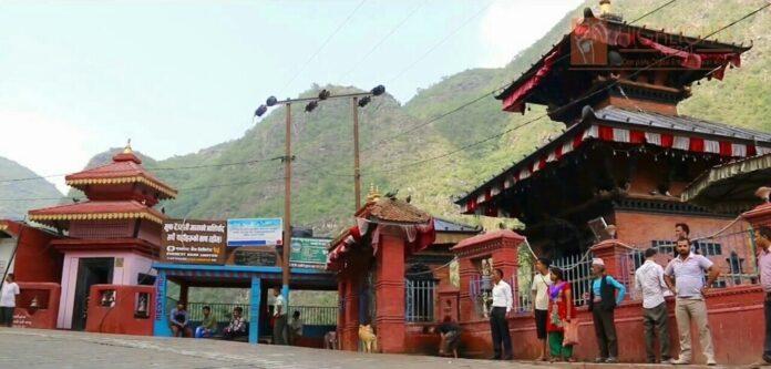 Supa Deurali Temple